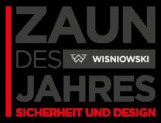 Zaun des Jahres Logo